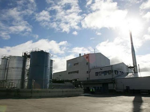 BDI ekologiško kuro gamykla Motherwelle, Škotijoje