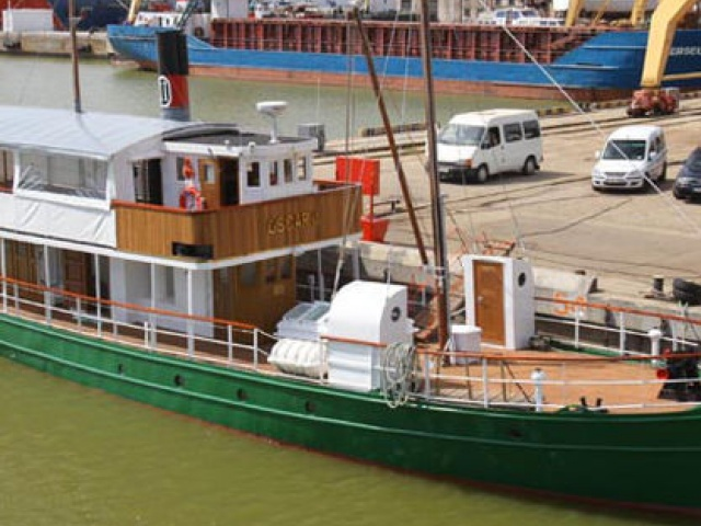 Reconstruction of Historical Vessel 'Oscar II'